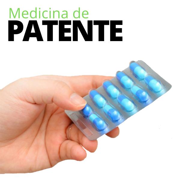 MEDICINA DE PATENTE